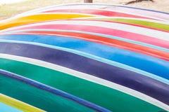 Barche con i volumi d'affari Fotografia Stock Libera da Diritti