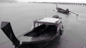 Barche della Tailandia Immagini Stock