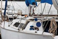 Barche di navigazione a Brasilia Fotografie Stock