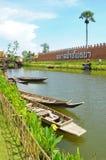 Barche di riga Immagine Stock Libera da Diritti