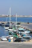 Barche e motoscafi Immagini Stock
