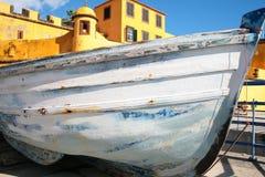 Barche & fortificazioni II Immagine Stock Libera da Diritti