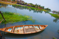 Barche nel Vietnam fotografie stock