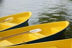 Barche per il parco del suanloung, Tailandia Fotografia Stock