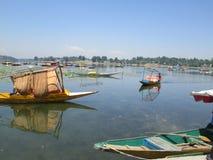 Barche silenziose Fotografia Stock