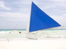 Barche a vela tradizionali Immagine Stock Libera da Diritti
