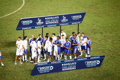 Barclays Asia Trophy 2011 Royalty Free Stock Image