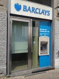 Barclays Bank Royaltyfri Fotografi