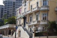 Barclays bank Monaco Royalty Free Stock Photo