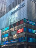 Barclays Bank in New York Stock Photos