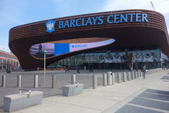 Barclays-Center stockbild