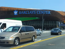 Barclays Center in Brooklyn Royalty Free Stock Photography