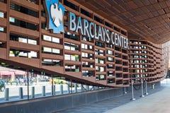 Barclays Centrum Brooklyn Zdjęcie Stock