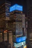 Barclays New York Head Office Stock Photography