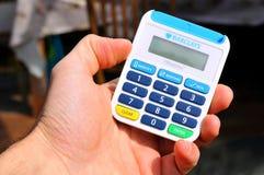 Barclays online bankowość Zdjęcie Stock