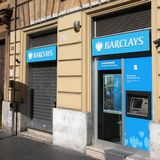 Barclays Stock Image