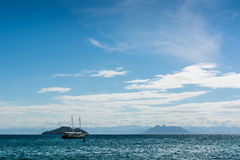 Barco отсутствие mar Стоковое Изображение RF