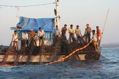 Barco 5 fotografia de stock
