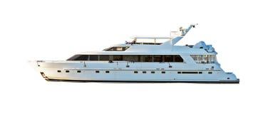 Barco aislado Fotografía de archivo libre de regalías