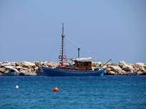 Barco bonito Imagens de Stock