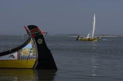 Barco bonito de Tradicional imagens de stock royalty free