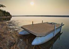 Barco brilhante Fotografia de Stock