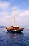 Barco clássico imagens de stock