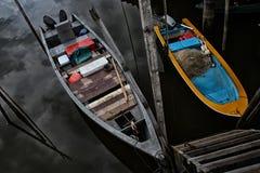 Barco da água Foto de Stock Royalty Free