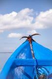 Barco da âncora Fotografia de Stock