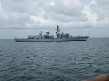 Barco da Armada real Imagens de Stock