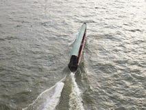 Barco da cauda longa Imagens de Stock Royalty Free