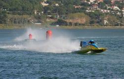 Barco da raça Imagem de Stock