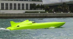 Barco da raça do cigarro - 2 Foto de Stock Royalty Free