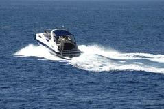 Barco da velocidade Imagens de Stock