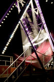 Barco de balanço do carnaval Fotografia de Stock Royalty Free