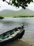 Barco de Ballynahinch Fotografia de Stock Royalty Free