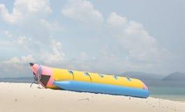 Barco de banana Foto de Stock