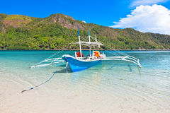 Barco de Bangka Fotografia de Stock Royalty Free