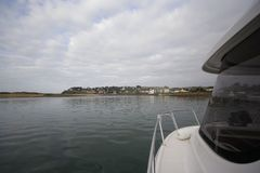 Barco de Barnville Fotografía de archivo libre de regalías