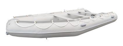 Barco de borracha fotografia de stock royalty free