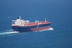 Barco de carga. Nave de transporte. Fotos de archivo
