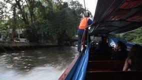 Barco de Chanel en Bangkok