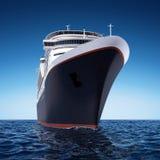 Barco de cruceros Foto de archivo libre de regalías
