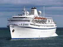 Barco de cruceros A2 Imágenes de archivo libres de regalías