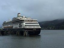 Barco de cruceros de Holanda América Fotografía de archivo