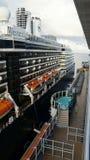 Barco de cruceros de Holland America Westerdam en turco magnífico Imágenes de archivo libres de regalías