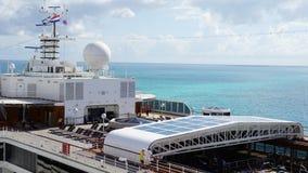 Barco de cruceros de Holland America Westerdam en turco magnífico Imagen de archivo libre de regalías