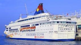 Barco de cruceros de lujo Imagen de archivo