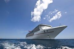 Barco de cruceros en México Imagenes de archivo