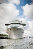 Barco de cruceros Estocolmo Foto de archivo libre de regalías